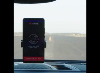 Huawei utilise son Mate 10 Pro pour piloter une voiture autonome !