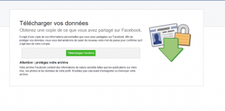 Facebook : découvrez toutes les informations que le réseau social a sur vous, et comment y accéder
