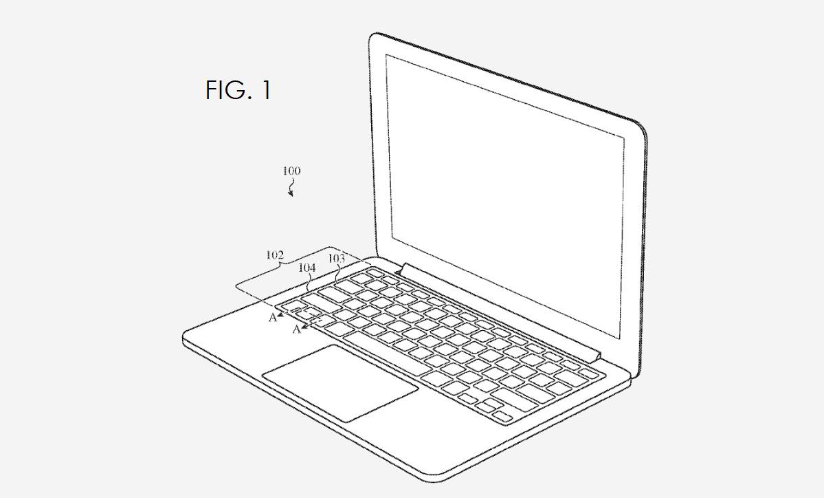MacBook : Apple veut éditer un clavier étanche et anti-poussière