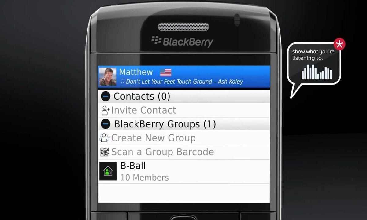 Facebook traîné en justice par BlackBerry pour violation de brevets