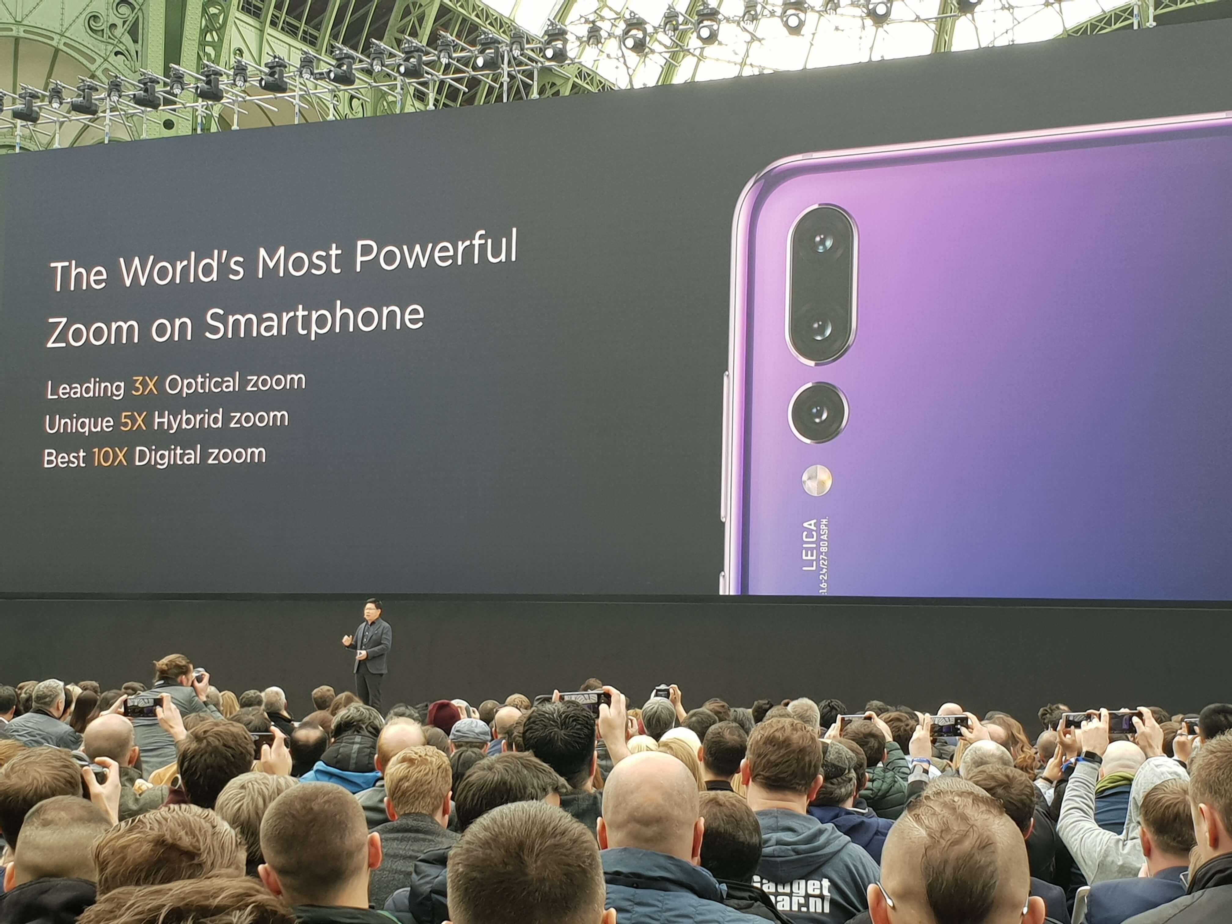 Huawei P20 12 - [ Prise en main ] Les Huawei P20 et P20 Pro rendent le S9 et l'iPhone X has-been