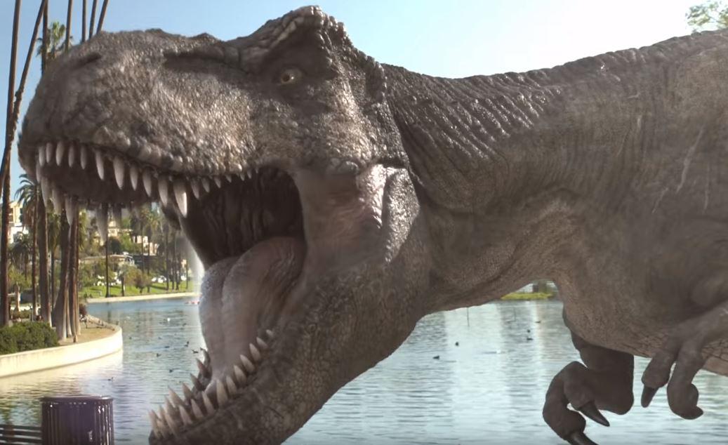 Jurassic World Alive : les dinosaures arrivent en réalité augmentée façon Pokémon Go