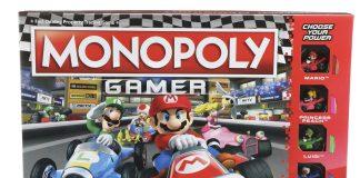 Un Monopoly Mario Kart arrive en juin avec un concept génial !