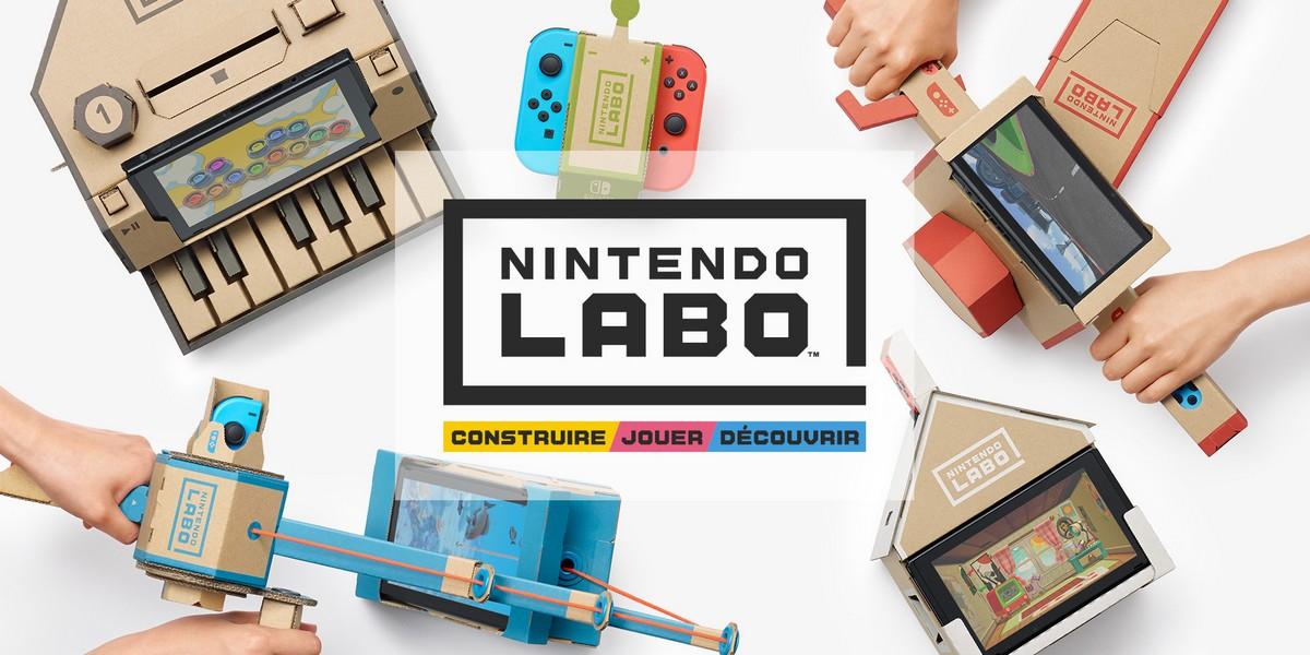 Une Nintendo Switch 2 ? La firme a d'autres projets