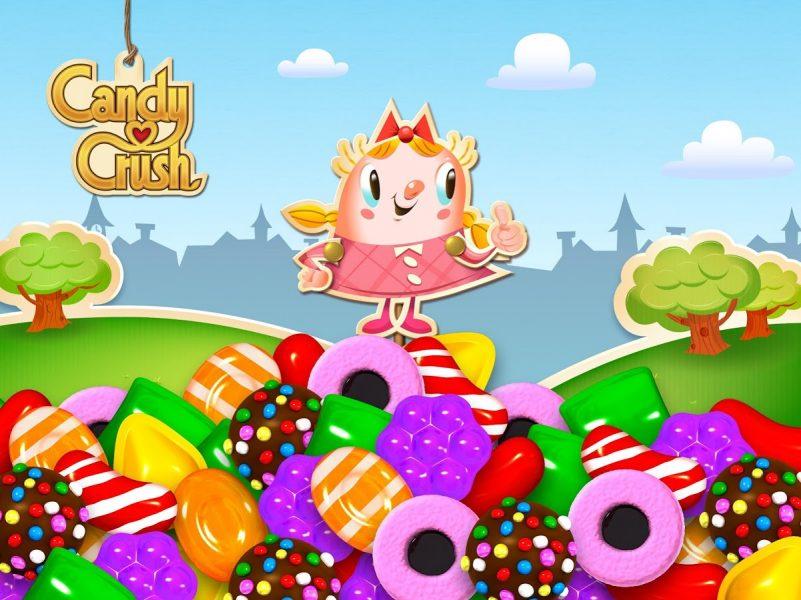 Une mère jouait 18 heures par jour à Candy Crush