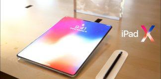 iPad Pro X un concept réalisable