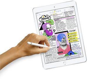 ipad educ2 300x273 - Apple sort son iPad à 359 euros pour contrer Google dans l'éducation