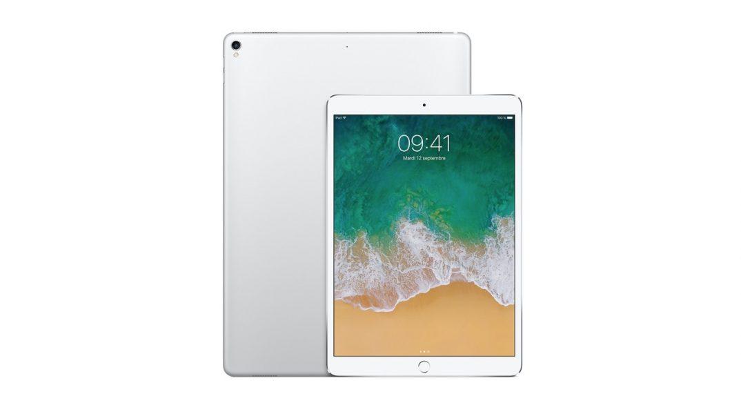 Le petit iPad Pro de 2018 pourrait avoir un écran de 11 pouces