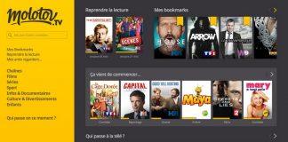Molotov : regarder les chaînes françaises à l'étranger ? C'est désormais possible !