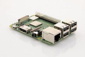 raspberry 3b2 300x200 - Le mini-PC Raspberry Pi arrive avec une évolution 3B+