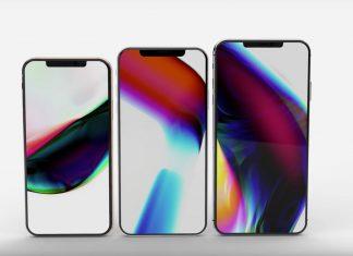 iPhone 2018 : de nouveaux rendus 3D apparaissent !