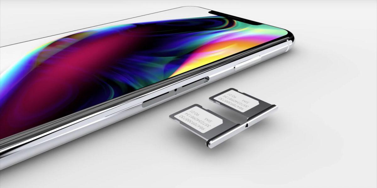 rendus iphone 2018 4 1200x597 - iPhone 2018 : de nouveaux rendus 3D apparaissent !
