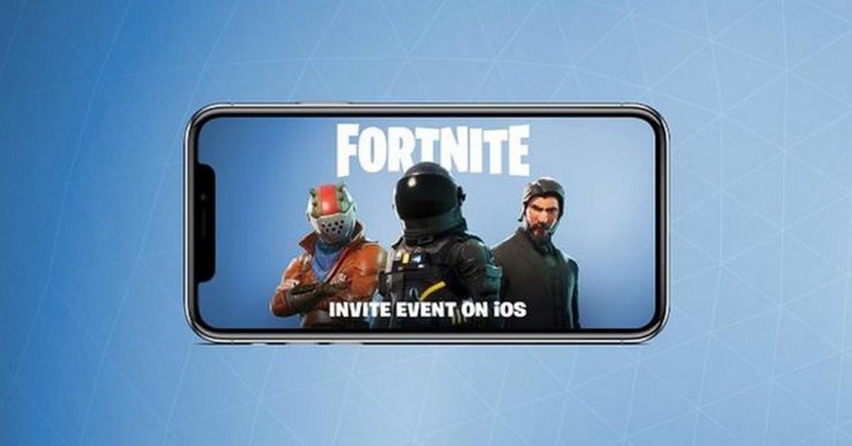 300 millions de dollars, c'est ce qu'a généré Fortnite sur iOS en seulement 200 jours
