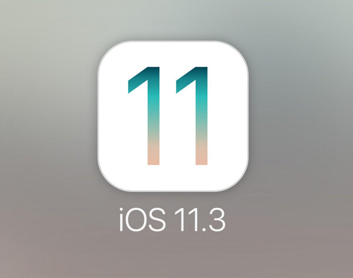 iOS 11.3 disponible : l' iPhone enfin débarrassé des problèmes de batterie ?