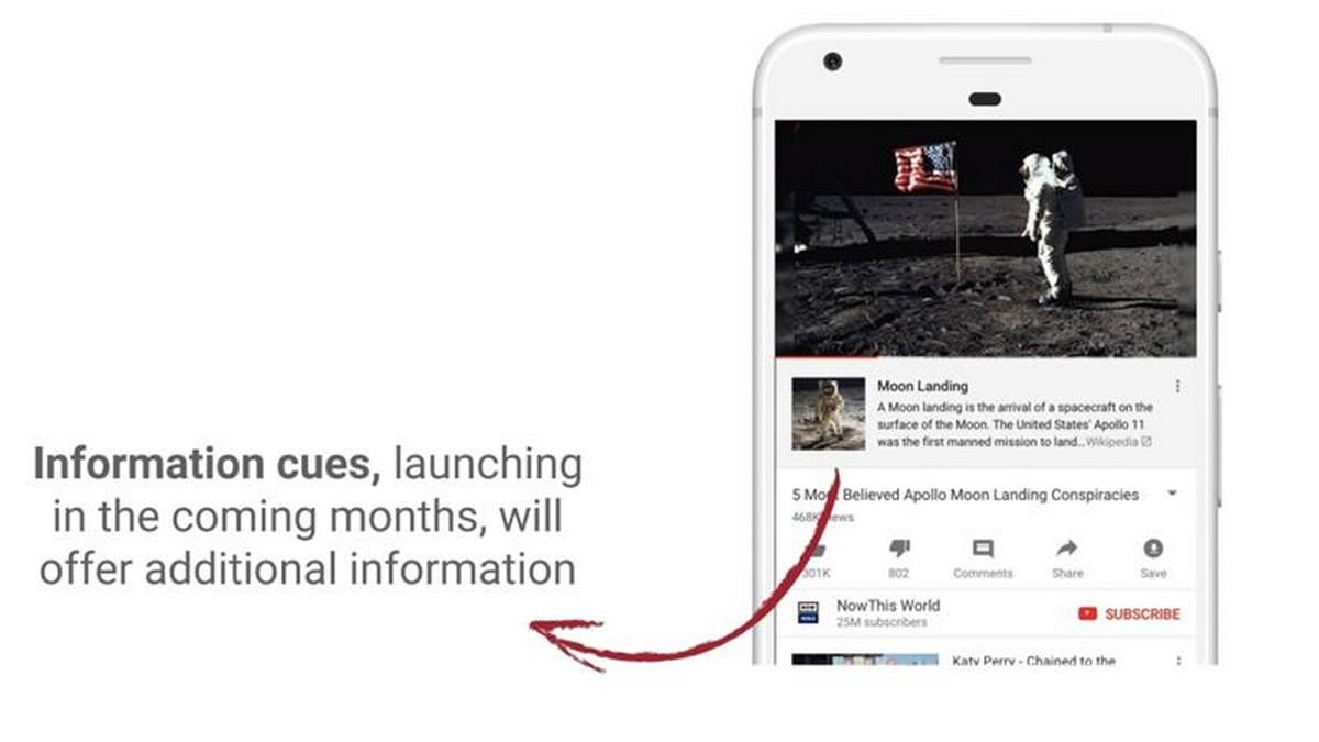 Wikipédia : la solution trouvée par YouTube pour lutter contre les vidéos conspirationnistes