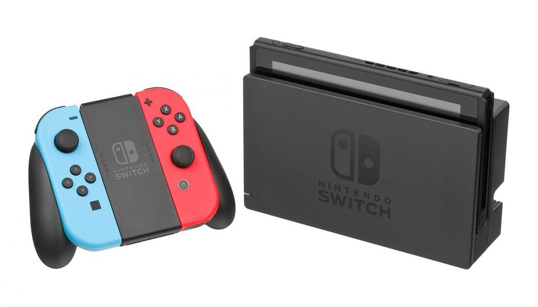 Une évolution de la Nintendo Switch dans les cartons !