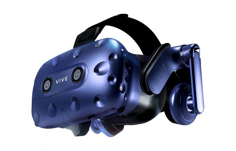 Le Vive Pro lancé par HTC, le Vive en baisse