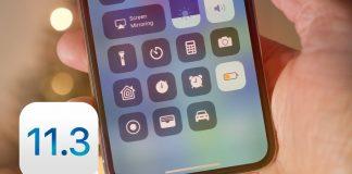 Apple et iOS 11.3, une mise à jour peu appréciée