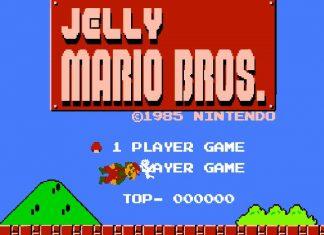 Jelly Mario Bros