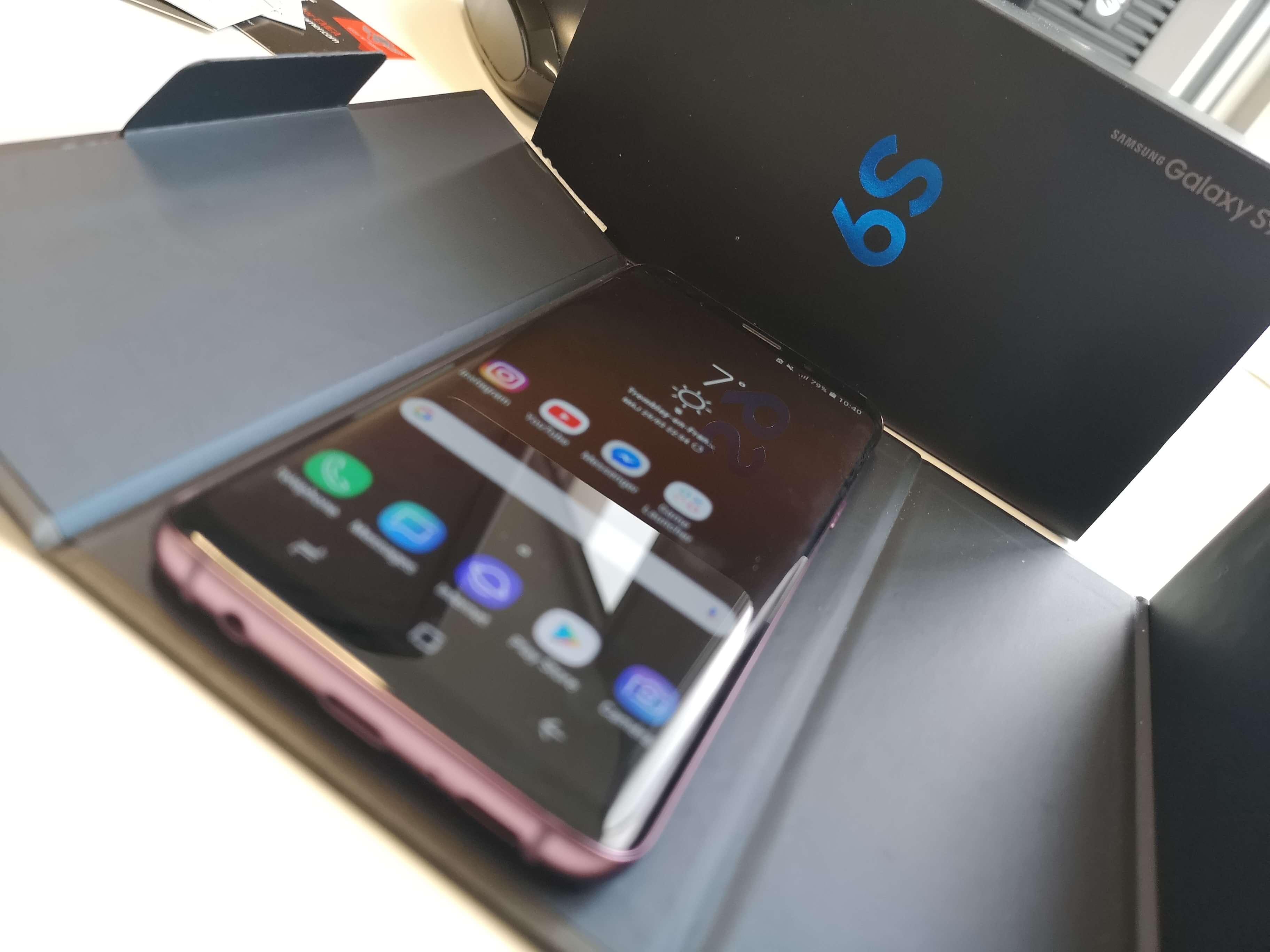 [ TEST ] Samsung Galaxy S9 : le jeu des 7 différences avec le S8
