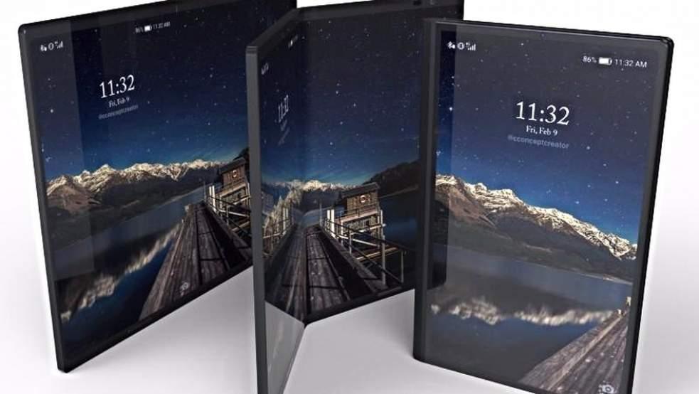 Samsung Galaxy X : vers une commercialisation en 2019 ?
