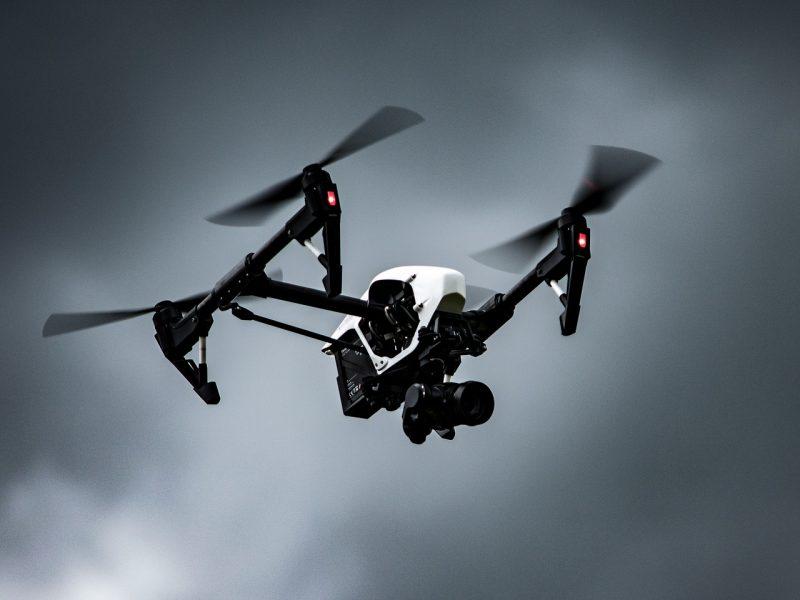 Une contrebande d'iPhone par drones démantelé en Chine