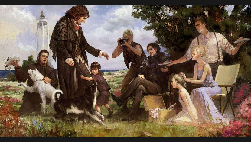 ffxv fin - Final Fantasy XV dévoilera toute son histoire début 2019