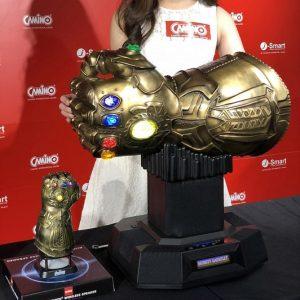 """gant 4000 300x300 - Une enceinte """"Gant de l'infini Avengers"""" pour 4 100 dollars"""