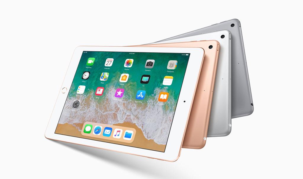 L'autonomie de l'iPad 6 est inférieure à celle de l'iPad 5