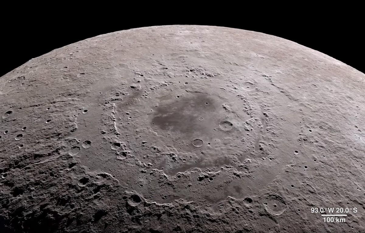 La Lune comme vous ne l'avez jamais vue grâce à cette vidéo 4K de la NASA