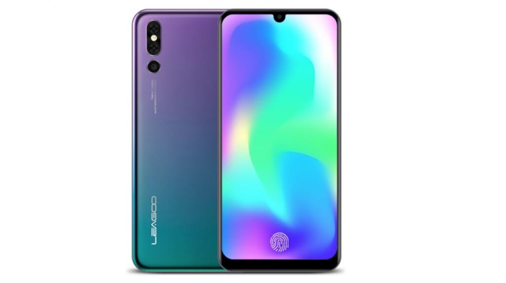 Leagoo S10 : la marque copie Huawei P20 Pro !