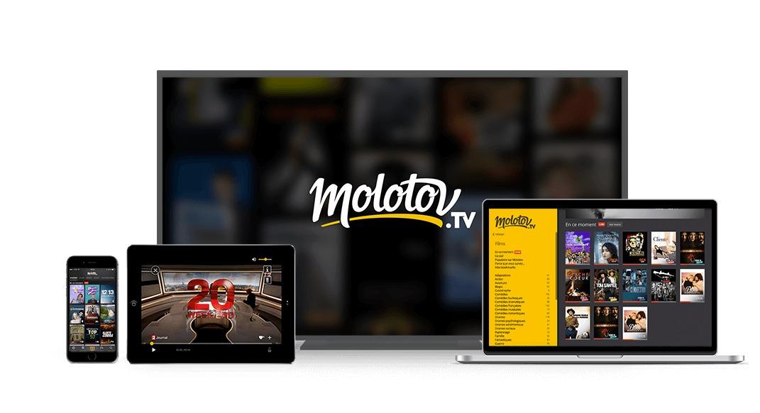 Molotov obligé d'arrêter les bookmarks des chaînes M6