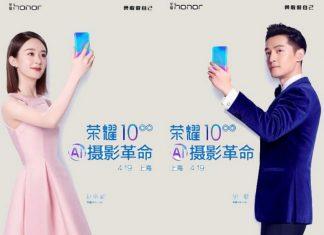 Le Honor 10 sera présenté le 19 avril, une alternative viable au Huawei P20 ?