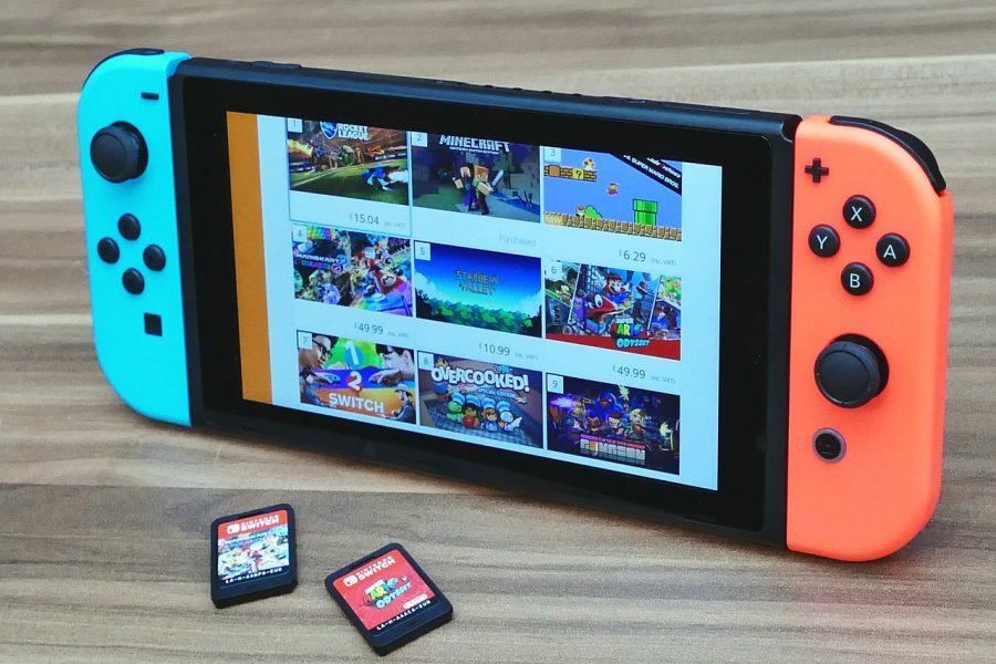 L'outil de modification de firmware de la Nintendo Switch est là