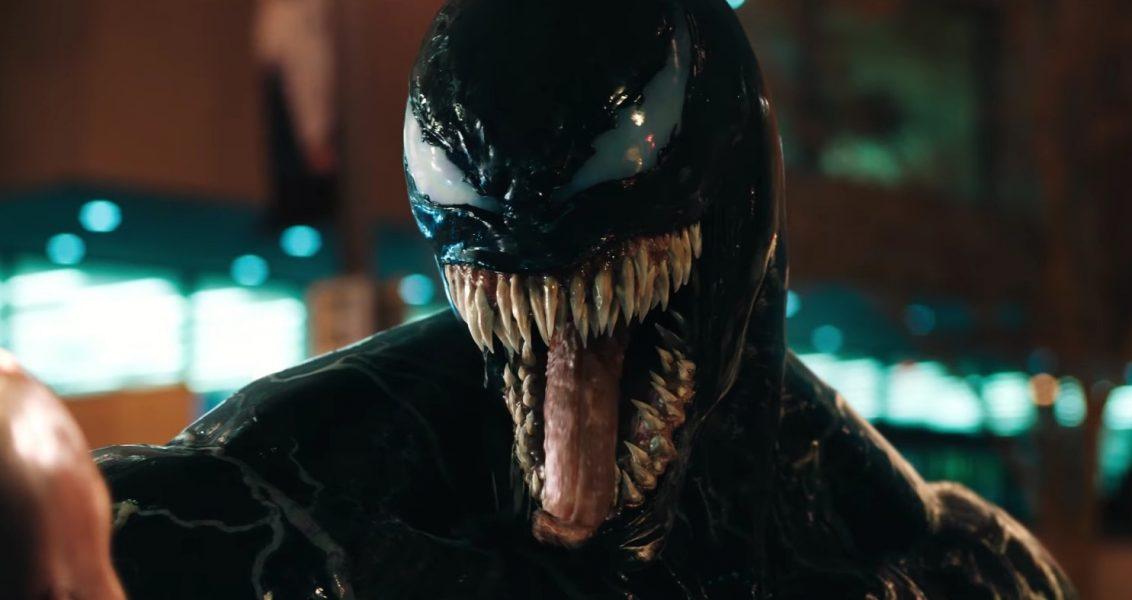 Venom : le trailer officiel est de sortie