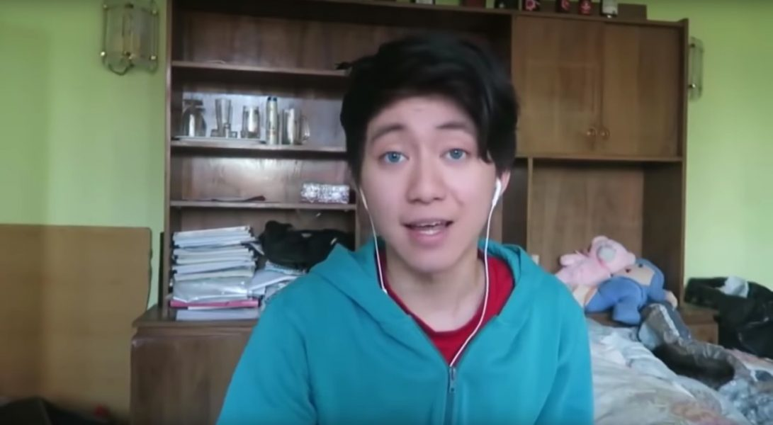 Possible prison pour un YouTuber pour des Oreo au dentifrice offert à un mendiant