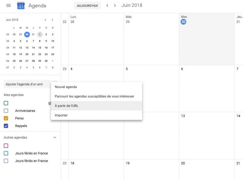 Agenda coupe du monde 01 807x600 - Google Agenda vous aide pour la Coupe du Monde de football