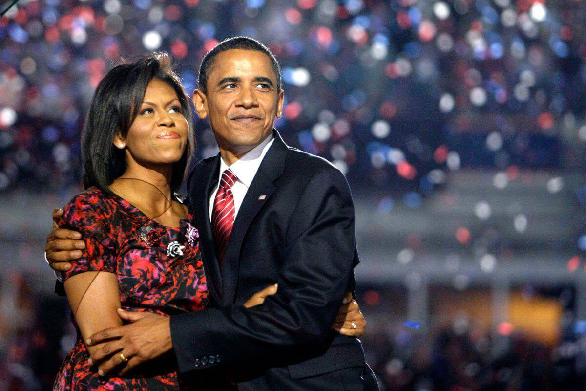 Le couple Obama devient producteur de films pour Netflix