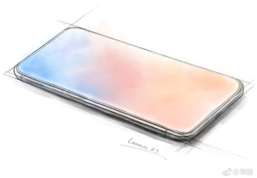 Le prochain smartphone de Lenovo sera borderless et sans encoche