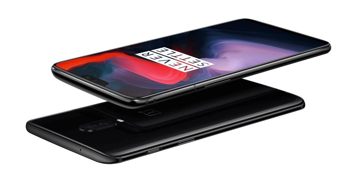 Soldes d'été 2018 : achetez le OnePlus 6 à 438 euros sur GearBest !
