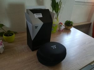 casque TaoTronics boite
