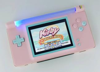 Une Nintendo DS transformée en Game Boy