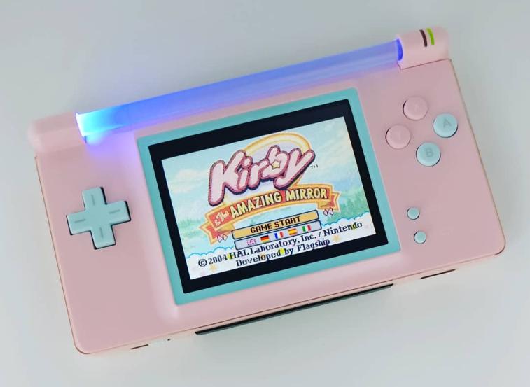 Vos vieilles Nintendo DS deviennent des Game Boy