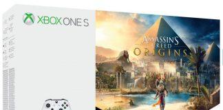 Xbox One S Assassin's Creed Origins Rainbow 6