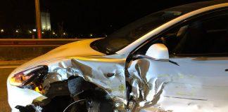 Nouvel accident d'une Tesla avec un Model 3 et l'Autopilot en question