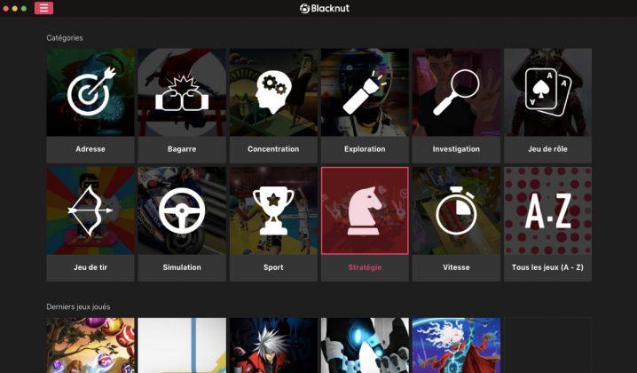 blacknut3 718x420 - Blacknut, le Netflix du jeu vidéo arrive en France sur Fire TV