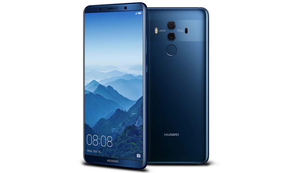 AnTuTu reçoit la visite du Huawei Mate 20 et il monte haut