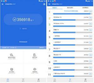 mate 20 300x265 - AnTuTu reçoit la visite du Huawei Mate 20 et il monte haut