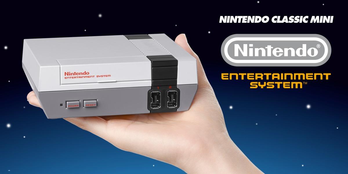 La NES Classic Mini sera de retour le 29 juin, mais...