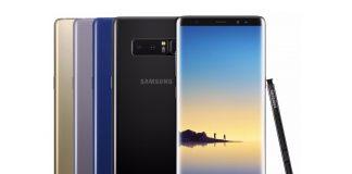 Le Samsung Galaxy Note 9 encore flashé sur GeekBench
